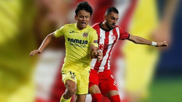 Villarreal 5-3 Sivasspor | MAÇ SONUCU #