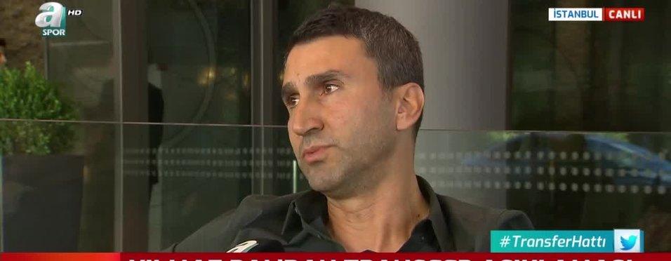 """Yılmaz Bal: """"Vedat asla 'Galatasaraylıyım' demedi"""""""