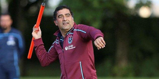 """Trabzonspor Teknik Direktörü Ünal Karaman: """"İyi bir başlangıç yapacağız"""""""