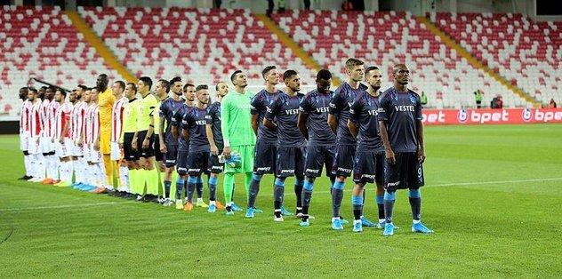 Sivasspor 2-1 Trabzonspor | MAÇ SONUCU