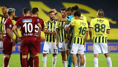 Fenerbahçe 0-0 Hatayspor | MAÇ SONUCU