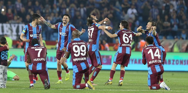 Trabzonspor altyapı zengini