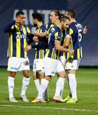 Fenerbahçe'de kampın yıldızları! İsim isim kim ne yaptı?