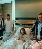 Fenerbahçeli Deniz Türüç ikinci kez baba oldu!