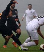 6 gollü maçta turlayan Kayserispor!
