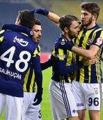 Fenerbahçe galibiyetle turladı