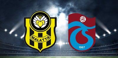 Evkur Yeni Malatyaspor-Trabzonspor maçı hangi kanalda, ne zaman, saat kaçta?