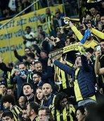 Fenerbahçe-Ankaragücü maçında Beşiktaş'a tepki!