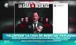 Sergen Yalçın'dan 'La Casa de Beşiktaş' paylaşımı