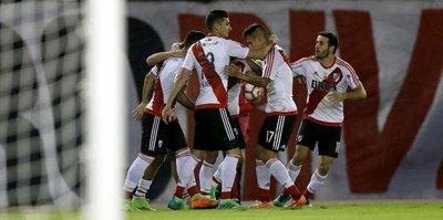"""Superclasico""nun galibi River Plate"