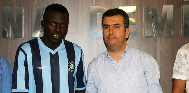 Adana Demirspor, Atakora ile sözleşme imzaladı
