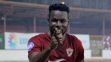 Hatayspor'da Diouf parlıyor