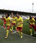 Yeni Malatyaspor'da sakat oyunculardan müjde