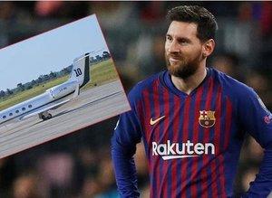 İşte Messi'nin süper lüks uçağı (En pahalı uçak kimin?)