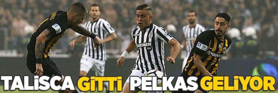 Talisca'nın yerine PAOK'lu yıldız!