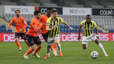 Başakşehir 1-2 Fenerbahçe | MAÇI CANLI İZLE