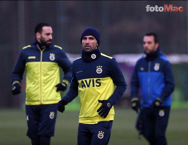 Fenerbahçe'ye sol bek müjdesi! Takımla çalıştı
