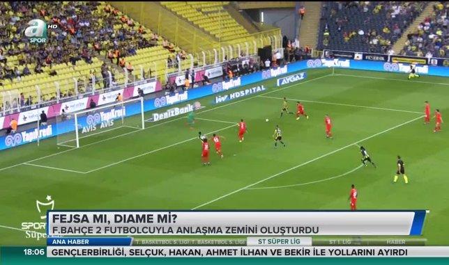 Fenerbahçe'de transfer harekatı | Video haber