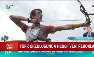 Türk okçuluğu yeni rekorlar hedefliyor