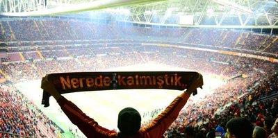 Galatasaray'da kombineler 32 bine ulaştı