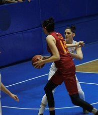 Hatay Büyükşehir Belediyespor 62-63 Galatasaray | MAÇ SONUCU