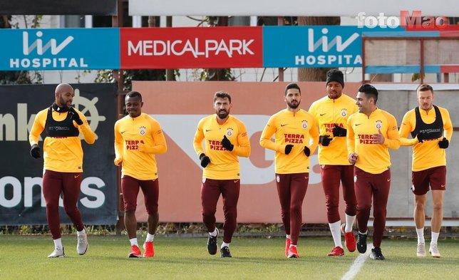 Galatasaray Süper Lig'in yıldızını İtalyanlara kaptırmadı!