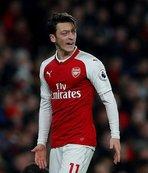 Mesut Özil harekatı!