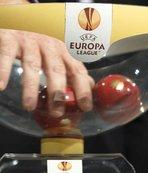 UEFA Ligi kuraları çekiliyor