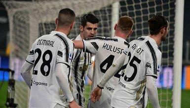 Juventus - Lazio: 3-1 (MAÇ SONUCU - ÖZET)