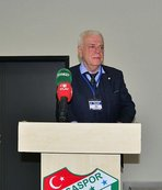 Başkan Ali Ay Divan Kurulu'nda konuştu