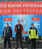 FIS Anatolian Cup'ta 5 madalya kazandık