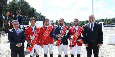 Usta Biniciler Milli Takımı, Balkan Şampiyonu oldu