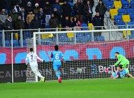 Gençlerbirliği - Trabzonspor maçından kareler...