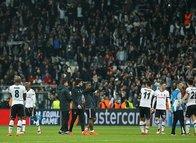 Beşiktaş Şampiyonlar Ligi'nde iz bıraktı