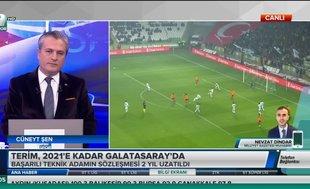 Nevzat Dindar: 2021'den sonra Fatih Terim başkanlığa aday olabilir