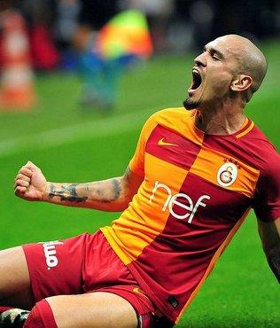 Galatasaray 3 puana kilitlendi!