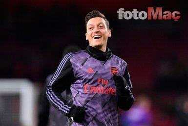 Arsenal'de deprem! Fenerbahçe ve Mesut...