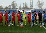 Tacikistan corona virüsünü umursamadı ligi resmen başlattı!