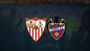 Sevilla-Levante | CANLI