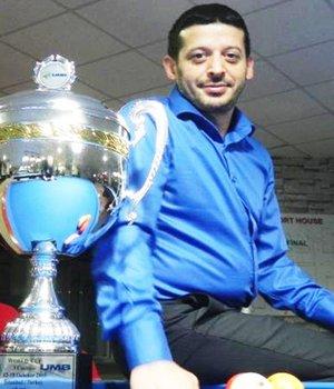 Türkiye 3 Bant Bilardo Şampiyonası Final Etabı