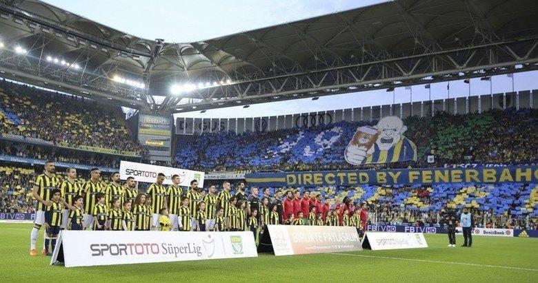 Fenerbahçe'den Galatasaray'a derbi sürprizi!