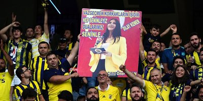 Fenerbahçeli taraftarlardan Dilay Kemer'e büyük destek! Dilay Kemer kimdir?