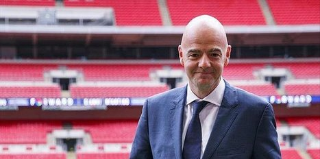 FIFA head Infantino set for reelection in June