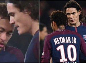 Neymar & Cavani geriliminde 2. perde!