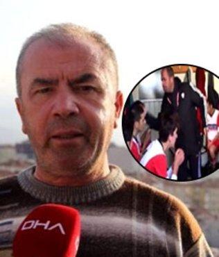 Futbolcularını tokatlayan antrenörün cezası onandı