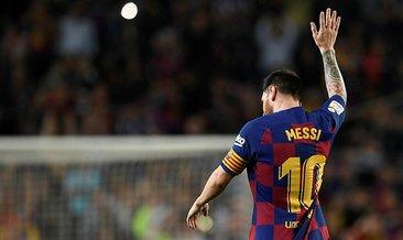 Lionel Messi Barcelona'dan ayrılıyor mu?