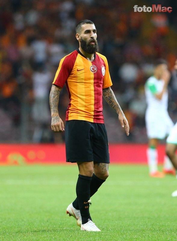 Galatasaray ve Göztepe masaya oturuyor! Maç sonrası transfer görüşmesi...