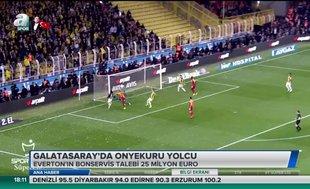 Galatasaray'da Onyekuru yolcu