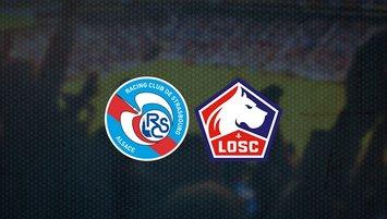Strasbourg - Lille maçı ne zaman, saat kaçta ve hangi kanalda?