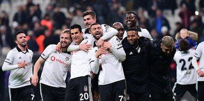 Beşiktaş yeni transferleriyle çıkışa geçti